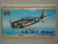 "Sword 1/48 Scale General Motors FM-2 ""Wildcat"" - Factory Sealed"