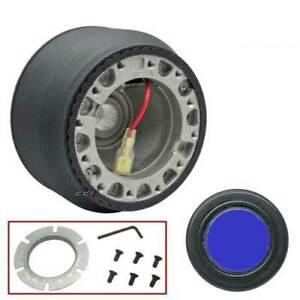 Steering Wheel Hub Adapter Boss Kit For Mitsubishi Lancer EVO 4 5 6 IV V VI FTO