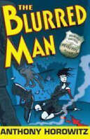 The Blurred Man (Diamond Brothers) by Anthony Horowitz, Good Used Book (Paperbac