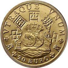 Spanien 20 Euro 2007 Spanisches Jahr in China Goldmünze Polierte Platte