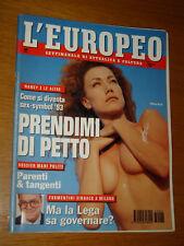 EUROPEO 1993/26=NANCY BRILLI=VASCO ROSSI=ANTONIO DONGHI=A CHE PUNTO è LO SPAZIO=