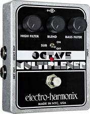 Electro-Harmonix Octave Multiplexer - free shipping