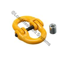 (2 Pack) 10mm Chain Connector, 4X4, Chain Connector, Chain Link, Hammerlock