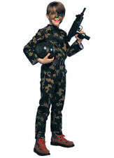 SALE Rubies GI Soldier Boy's Halloween Costume  Small  Ages  3-4 (closeout)