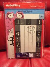 Sanrio Original Hello Kitty Japan Stick Figure Stationary Letter Set 2008