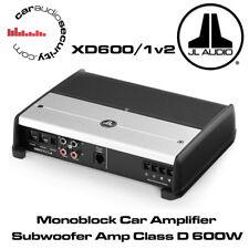 JL Audio XD600 / 1v2 monobloc Classe D Amp 600 Watts Voiture Amplificateur JL XD600.1 V2