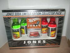JONES SODA ~ HOT WHEELS ~ GMC MOTORHOME RV