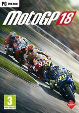 MotoGP 18 Juego PC DVD