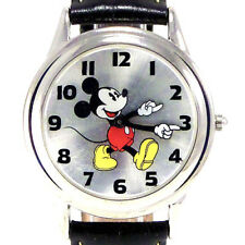 Mickey Disney Fossil, Collectable Unworn Easy Read Man's Watch Li-2010 Under $89