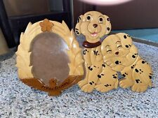 Dalmation Puppy Dog Photo Picture Frame From Vietnam
