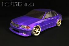 RC Body Car Drift Touring 1:10 BMW 3 E 36 Sedan E36 style APlastics New Shell