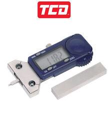 Sealey VS0563 neumático pisada Digital Medidor de profundidad-VOSA Aprobado-VS0563