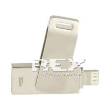 IDRIVE 32 GB Memoria Lightning-USB  Apple Pendrive, IPAD, IPHONE... i84