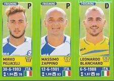 613 pigliacelli zappino italia Frosinone calcio sticker calciatori 2015 panini