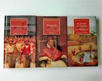 grandes obras de la literatura , 3 tomos