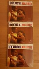 Blues brother and soul sister triple CD music album