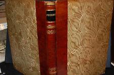 LA PUCCINI BOHEMIO RICORDI 1898 versión Française Ferrier Paul