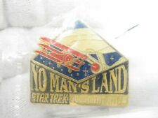 NOS Vintage 1995 No Man's Land Star Trek Judgement Rites Lapel Pin