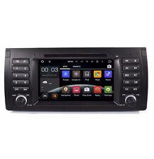 autoradio bmw e39 e53 X5 GPS Wifi BLUETOOTH + camera recul