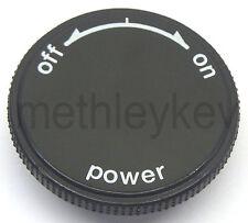 Botón de encendido/apagado sólo se ajusta Technics SL1200MK2 SL1210MK2 SL1200 SL1210 Nueva