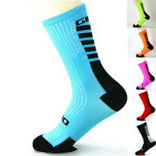 Cycling Socks Mens Womens Road Mountain Bike Size 5-11 Sport New  Solid