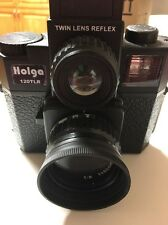 Holga 120TLR Medium Format TLR Film Camera