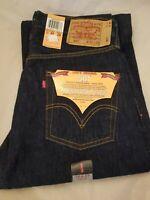 Levi's Men's 501 Original Fit Jean, Blue, 30x29
