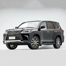 1:18 Scale Black Lexus LX570 Car Model KYOSHO Diecast Collection