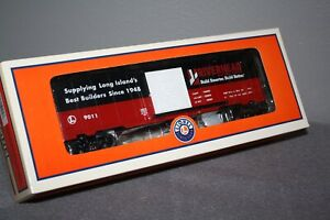 Lionel #6-52570 Railroad Museum of Long Island, Riverhead Building Supply, MOB!