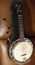 Ludwig Wendell Hall banjo uke ukulele Vintage