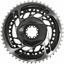 SRAM Red AXS Direct-Mount 46/33t 2x12 12 spd Chainring Set Polar Gray NEW