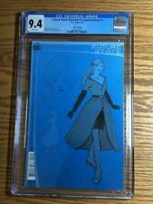 Future State Kara Zor El Superwoman #1 NM CGC 9.4 2nd printing