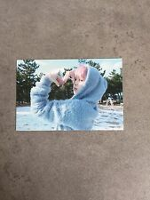 BTS Bangtan Boys Jimin Wings Spring Day Official Fan Meeting Photocard Kpop Rare