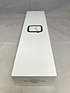 Genuine Apple Watch Series 4 44mm Replacement box Space Grey - Aluminium Case