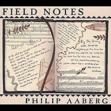 Field Notes 2013 by Philip Aaberg