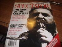 The Spectator Jan 20, 2007 End of Cold War  529EL