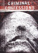 Criminal Confessions (DVD, 2003)
