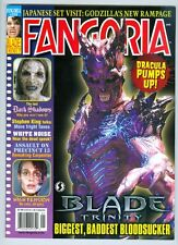 Fangoria #239 January 2005 VF+ Godzilla, White Noise