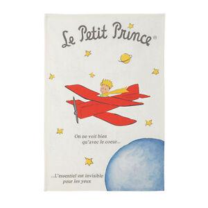 Geschirrtuch Küchentuch Petit Prince Avion, Der kleine Prinz Flugzeug Coucke