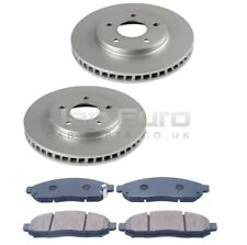 For NISSAN SERENA C25 2.0i MR20DE 05-09 FRONT AXLE BRAKE DISC & PAD