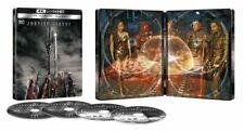 Zack Snyder's Justice League SteelBook (4K Ultra HD/Blu-ray) Ship 9/7