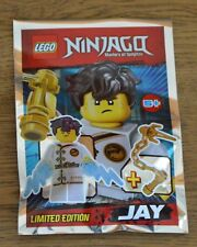 Lego Ninjago™ Limited Edition Mini Figurine Jay New & Original Packaging 2018