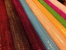 Sequin Spotted Craft Fabrics