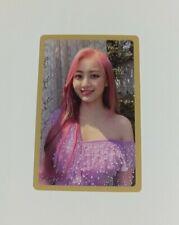 Twice More&More Jihyo Preorder Photocard