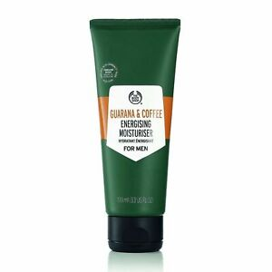 The Body Shop Guarana & Coffee Energising Moisturiser for Men Face Care -100ml