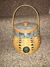 Longaberger Very Rare Golf Basket Complete Set Brand New