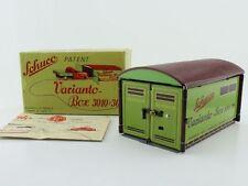 Blechspielzeug - Schuco Varianto Box 3010/30 in OVP, orig. Anleitung, US-Zone