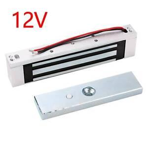 12V Electromagnetic Electric Magnetic Door Lock Baby Pet Proof Cupboard Door
