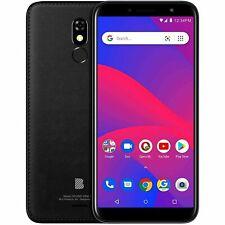 BLU Studio View 2019 S930EQ 32GB GSM Unlocked Android Phone - Black Leather