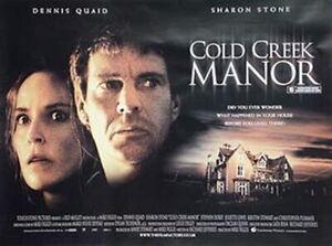 Cold Creek Manor (Zweiseitig) Original Filmposter